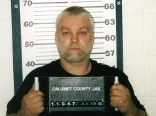 Mugshot of Steven Avery from Calumet County Jail
